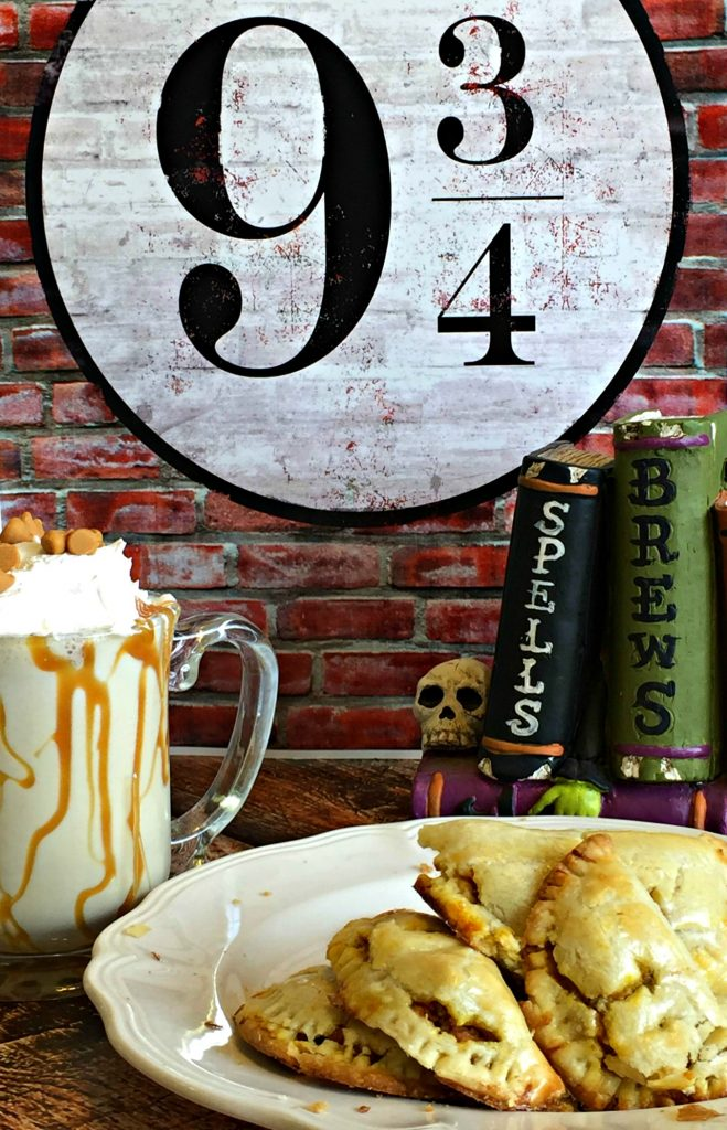 Butterbeer Shakes and Pumpkin Pasties recipe great Harry Potter food