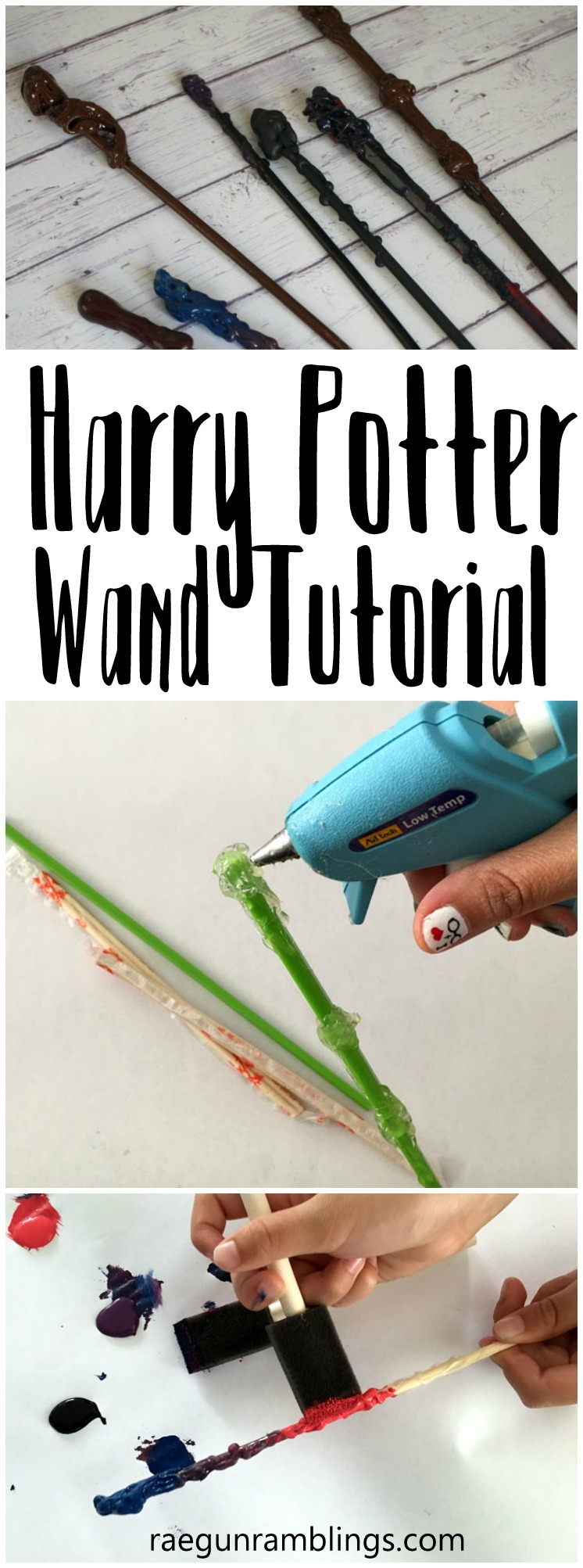 Hands Down These Are Jessica Alba S Best Makeup Looks: How To Make A Harry Potter Wand Tutorial