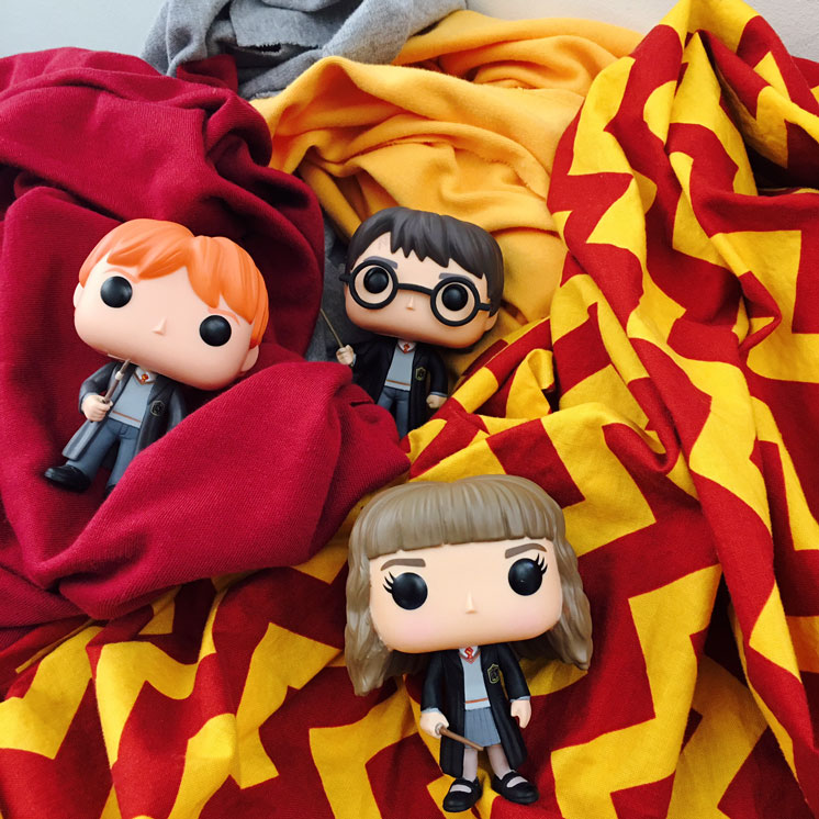So cute love these little Harry Potter character toys. They have TONS of characters.