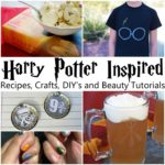 recipes crafts and nail tutorials inspired by harry potter