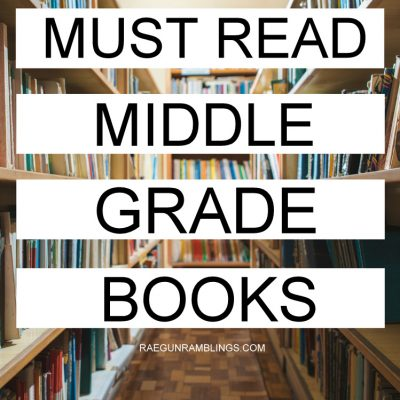 Must Read Middle Grade Books