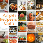 30 Pumpkins recipes and crafts