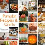30 Pumpkins recipes and crafts