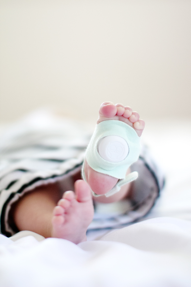 Owlet baby monitor and other tips and tricks people don't tell new moms