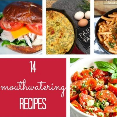 14 Mouthwatering Tomato Recipes