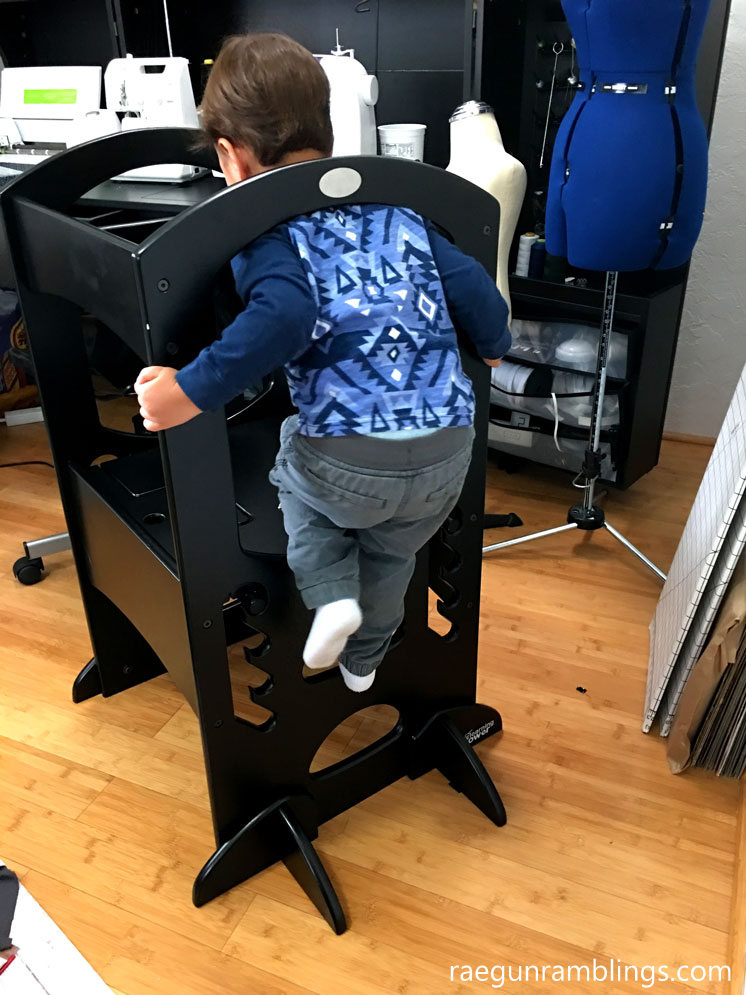 This toddler step stool looks awesome Little Partners learning tower review.