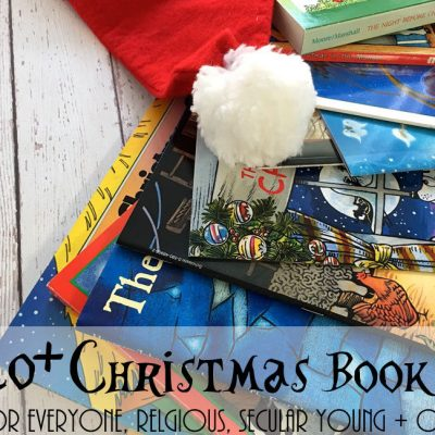 Ultimate List of Christmas Books