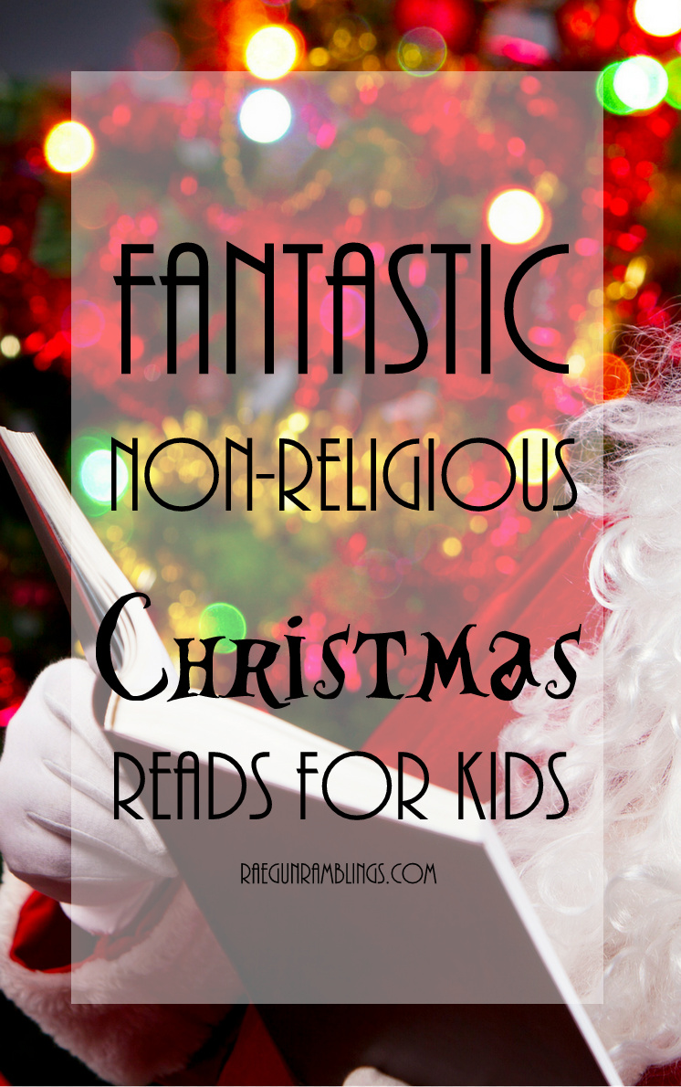 Santa, Snowmen and other fun non-religious Christmas books for kids