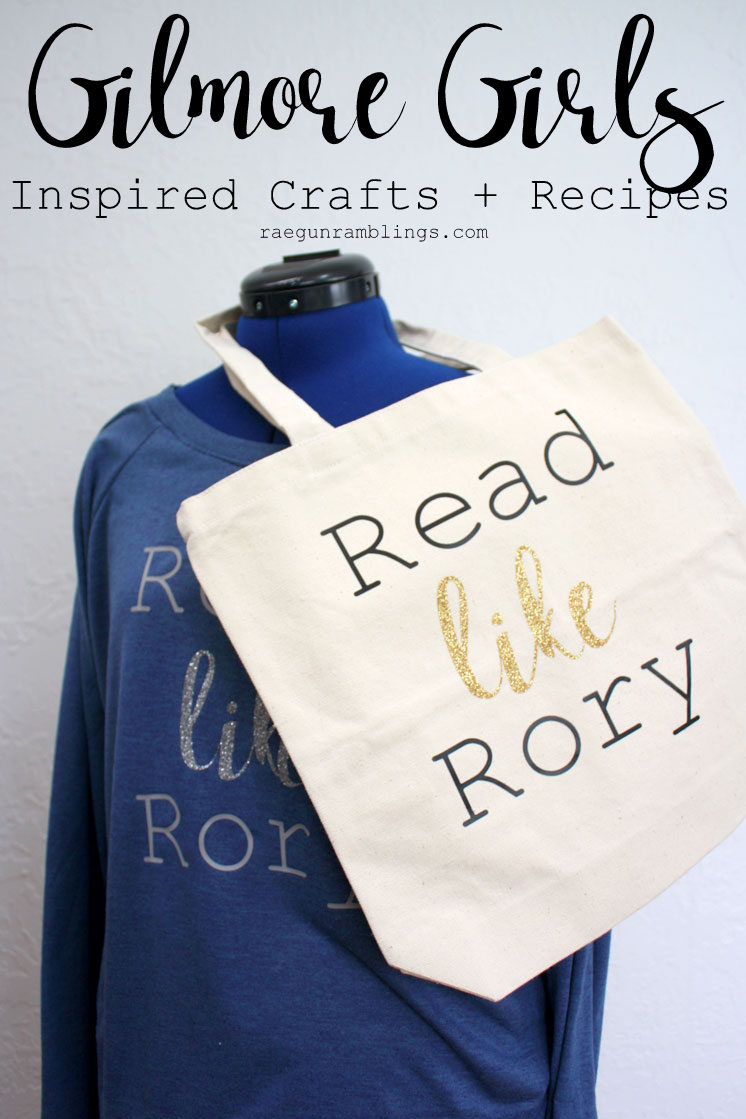 photo about Rory Gilmore Reading List Printable called Browse Such as Rory Blouse and Bag and Additional Gilmore Gals Crafts