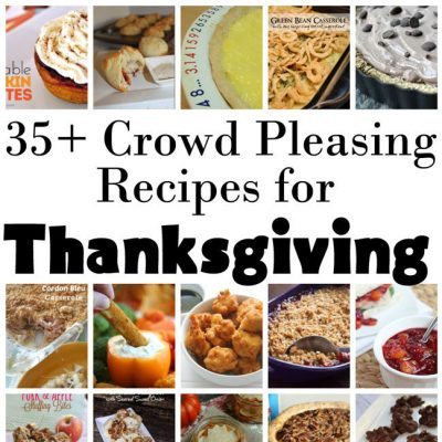 35+ Traditional + Alternative Thanksgiving Recipes and Block Party