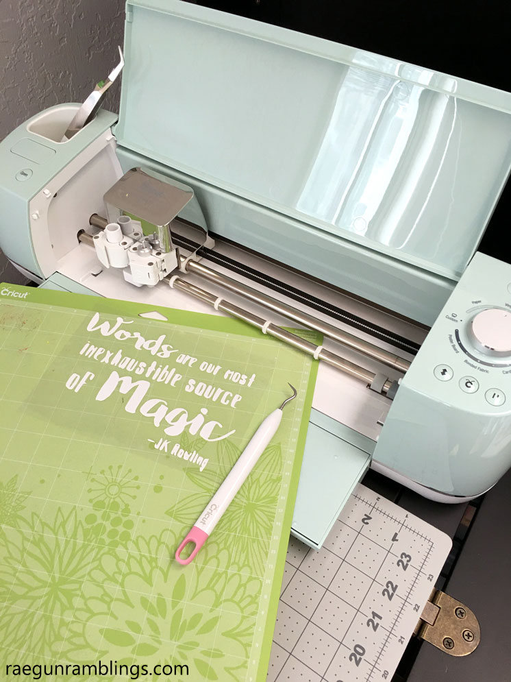 Lots of unexpected gifts for sewing enthusiast like this Cricut Explore Air