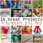 Crafts, DIYs, and recipes that are perfect for brightening up your day