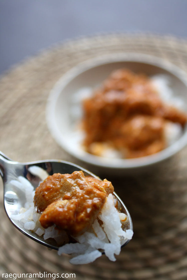 Love this. Easy indian butter chicken recipe for pressure cooker
