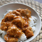 How to make indian butter chicken easy recipe. Fabulous and quick weeknight meal.