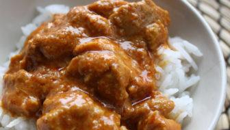 Pressure Cooker Indian Butter Chicken Recipe