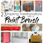 DIY paint projects and tutorials