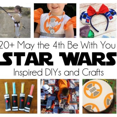 DIY Star Wars and Block Party