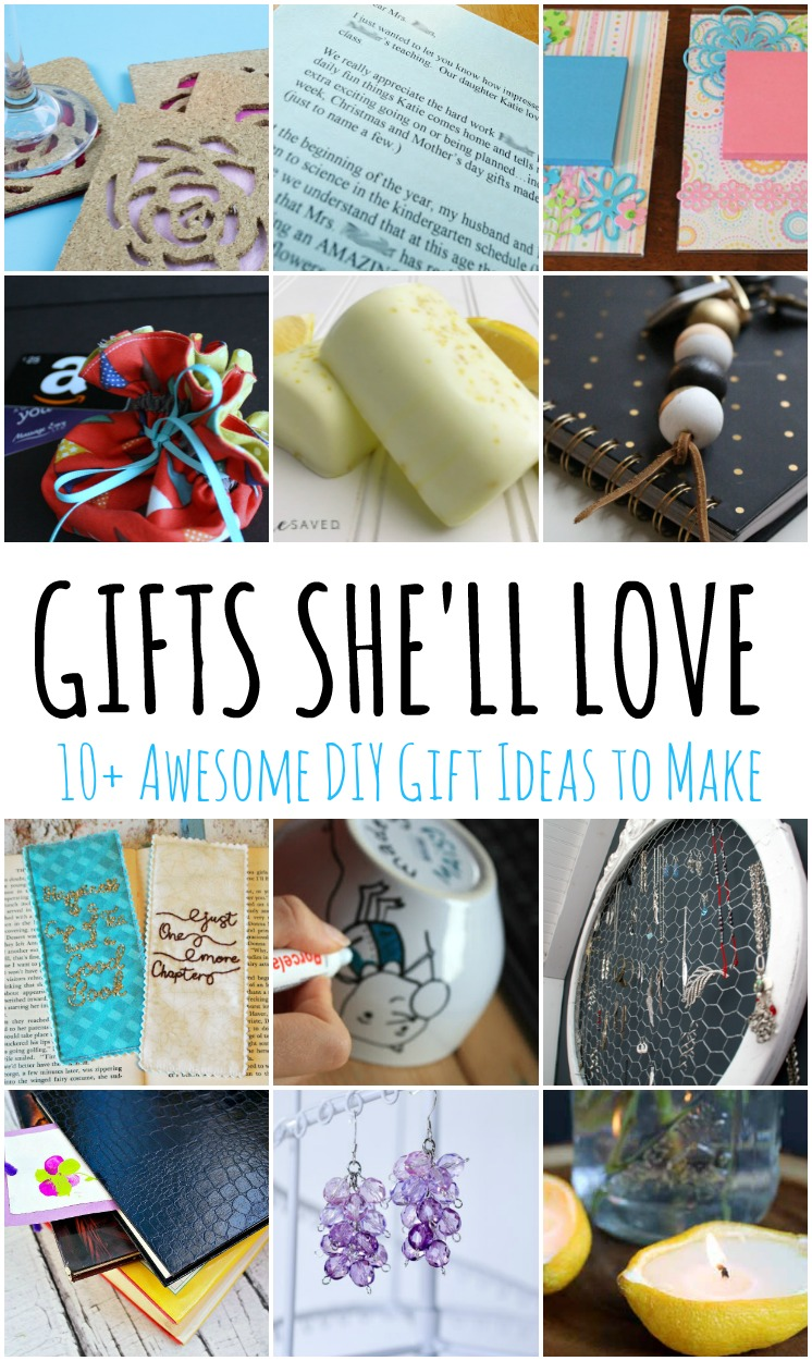unique gifts for mom teacher sister tutorials