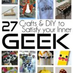 Geeky Crafts and DIY projects