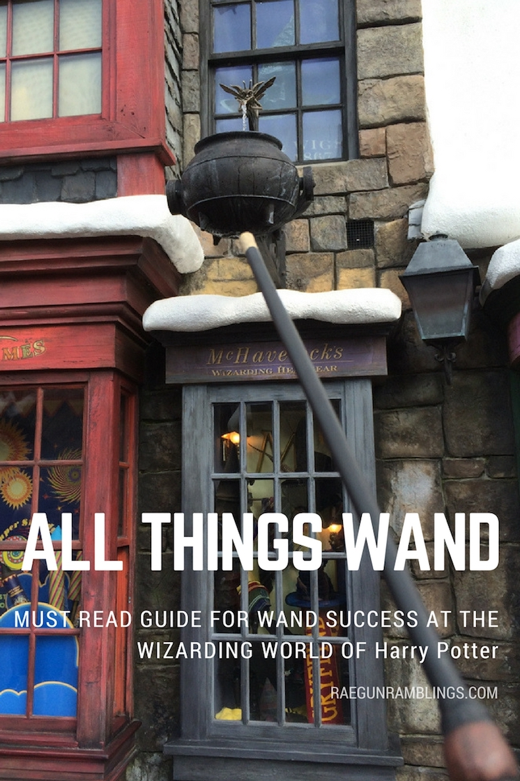 great tips on wizarding world of harry potter wands