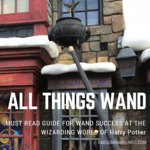 wand tips and tricks for harry potterworld