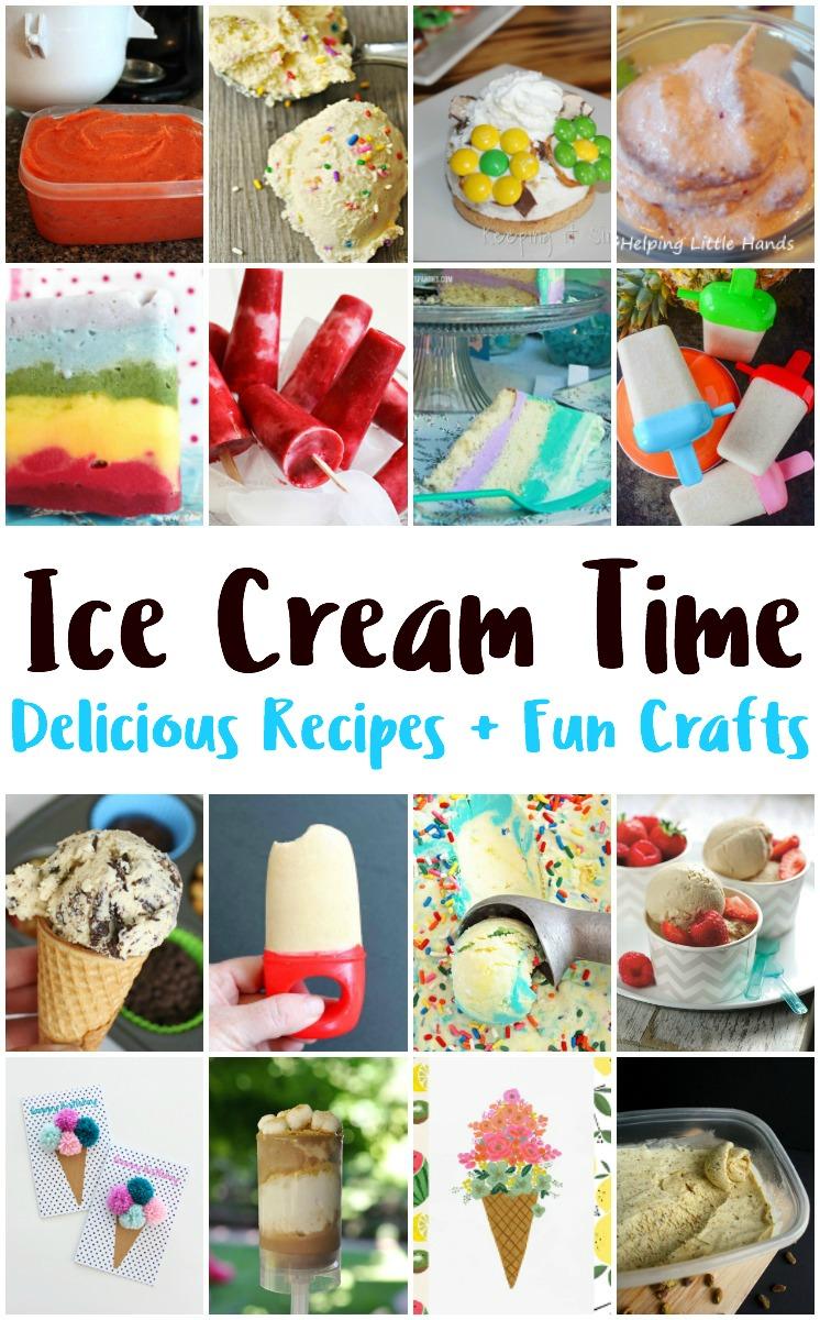 best ice cream recipes and crafts