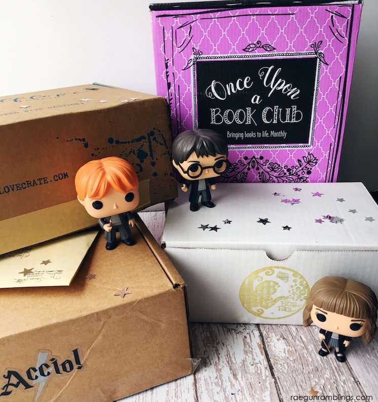 Amazing fandom subscription boxes for harry potter fans