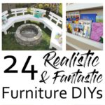 DIY Furniture tutorials and projects