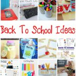 Great Back to school ideas