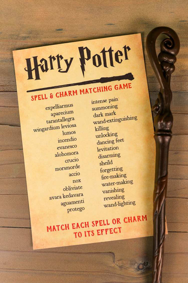 Harry-Potter-Spell-Matching-Game-printable
