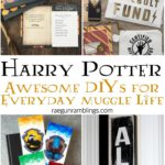 great home and school harry potter tutorials