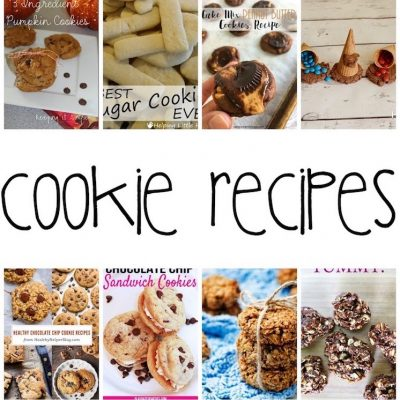 Cookie Recipes and Block Party