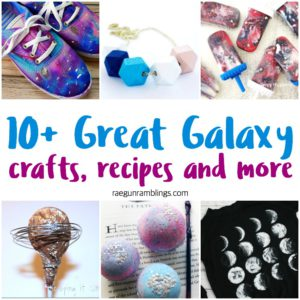 Galaxy craft ideas great stars and space inspired DIYs and recipes