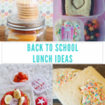 fun and easy school lunch ideas for kids