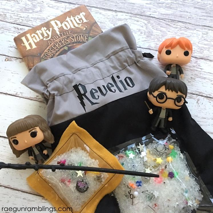 Revelio Harry Potter I Spy Bags Rae Gun Ramblings