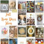 Fantastic DIY Fall Home Decor Ideas Craft tutorials