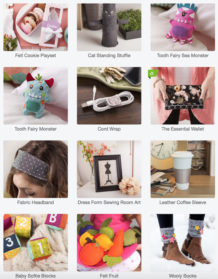 cricut maker sewing projects so many awesome diy ideas