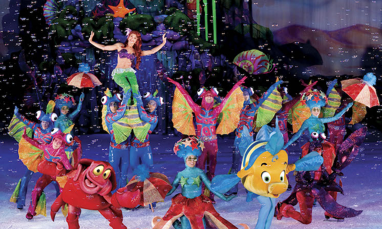 Disney on Ice Ariel