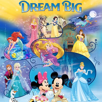 Win Disney On Ice Tickets!