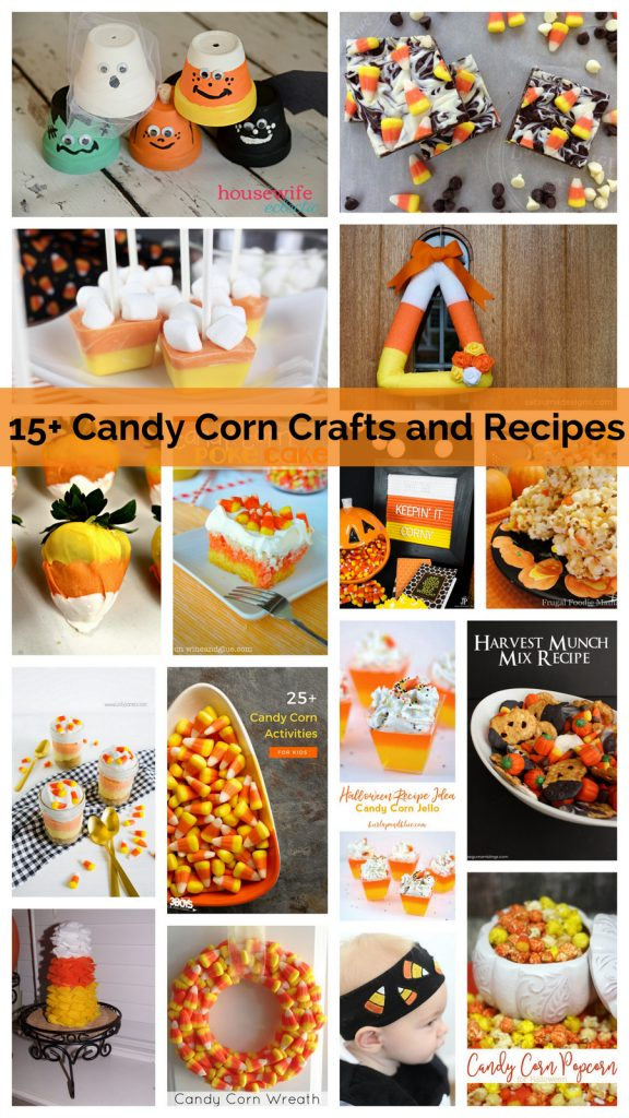 awesome candy corn kids crafts and recipes great DIY party ideas