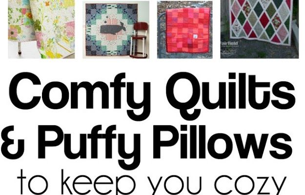 DIY Quilts Pillows and Block Party