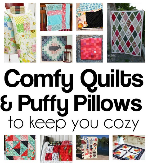 DIY Quilts-and-Pillows sewing tutorials copy