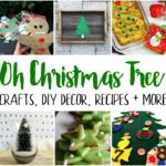 Christmas tree crafts diy decor recipes and more