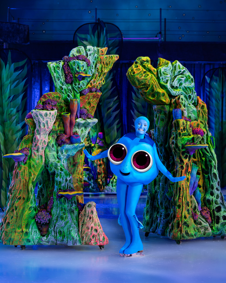Disney on ice finding dori