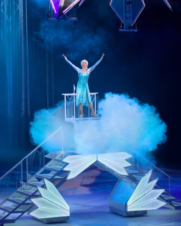 disney on ice elsa frozen
