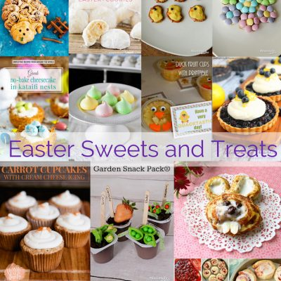 Easter Sweets and Treats Block Party
