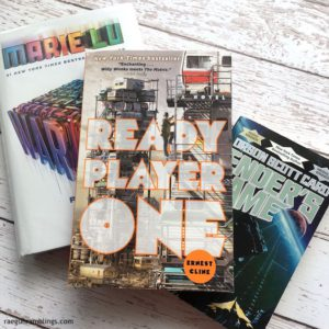 what to read after ready player one great geeky books for gamers