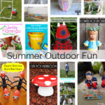 Outdoor-Fun for kids summer breatk activities