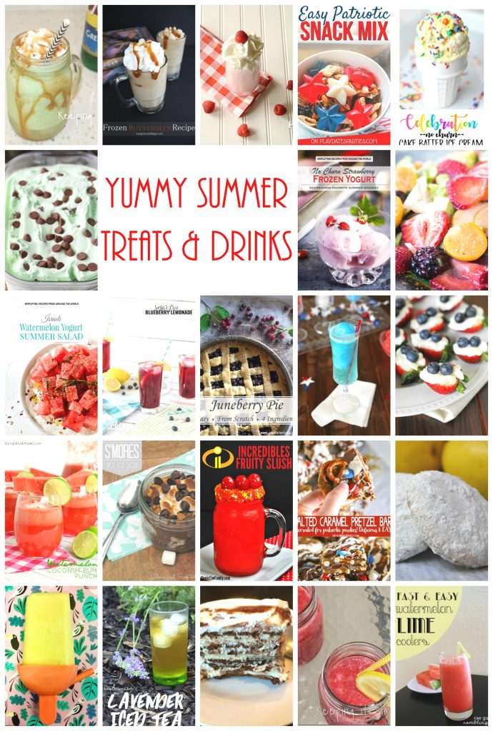 Yummy-summer-treats-and-drinks-recipes