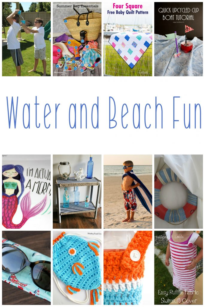 diy Water-and-Beach-tutorials and crafts